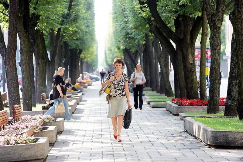 Kauno bendrąjį planą pakoregavo mažėjantis gyventojų skaičius