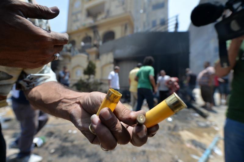 M. Mursi šalininkai ruošiasi demonstracijoms, armija - už susilaikymą