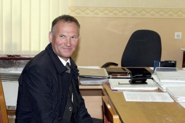 Įtarimų slegiamas Palangos policijos vadas pasiprašė į pensiją