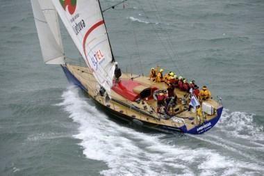"Maltoje ""Ambersail"" startuos regatoje ""Rolex Middle Sea Races"""