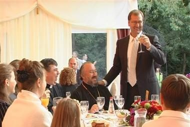 TV3 laidoje - V.Uspaskicho 50-mečio šventė