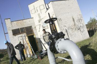Karas dėl dujų Kleboniškyje: gyventojai tapo įkaitais