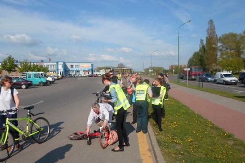 Pažymėta daugiau nei 80 klaipėdiečių dviračių