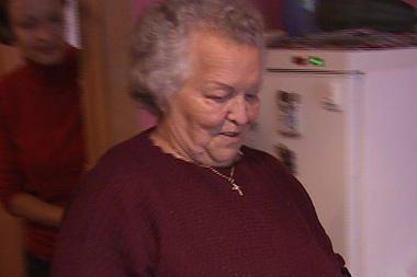 S.Jasaičio močiutė anūko laukia su 100 koldūnų