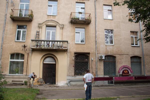 Vilniuje antrą kartą bandoma padegti advokatės kontorą