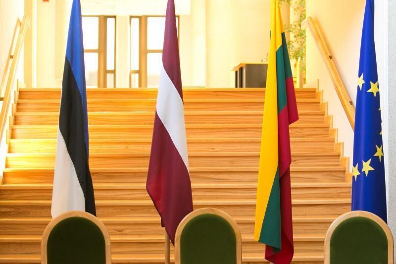 Prieš euro įvedimą Latvijoje protestavusieji sudegino ES vėliavą
