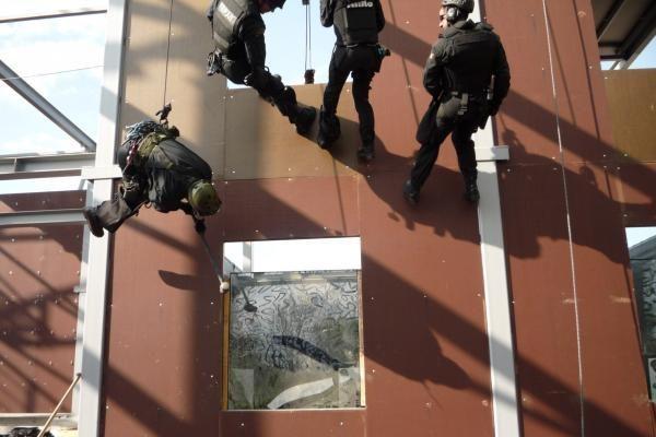 Klaipėdoje – tarptautinės antiteroristinių padalinių pratybos