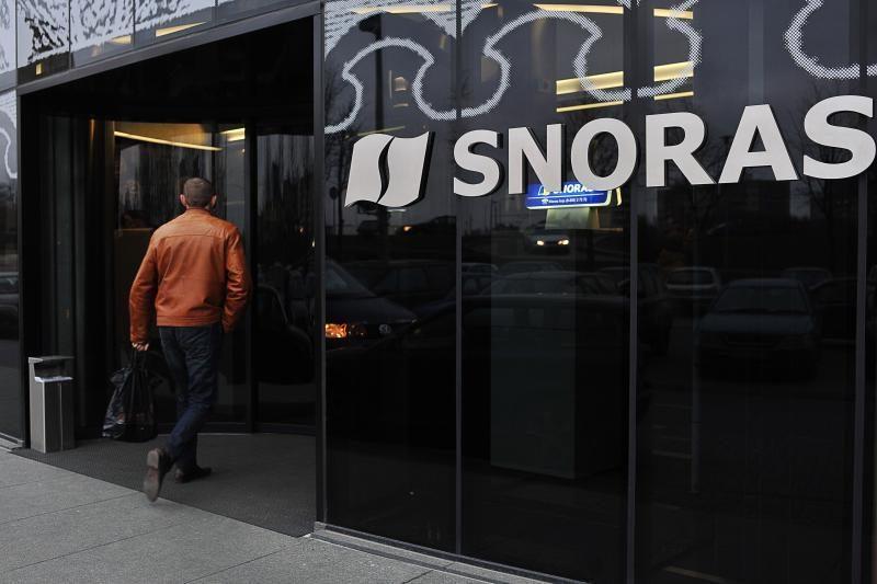 """""""Snoras"""" patvirtino, kad """"Sodrai"""" liko skolingas 9,3 mln. Lt"""