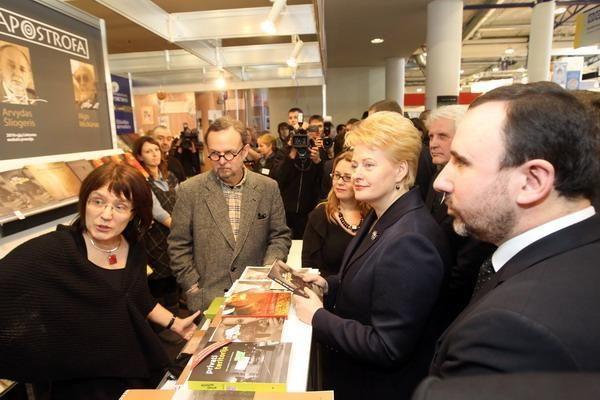 Vilniuje atidaryta 12-oji Knygų mugė (dar papildyta)