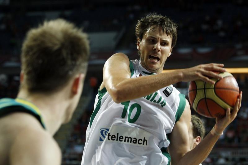 B.Nachbaras keliasi rungtyniauti į Kazanę