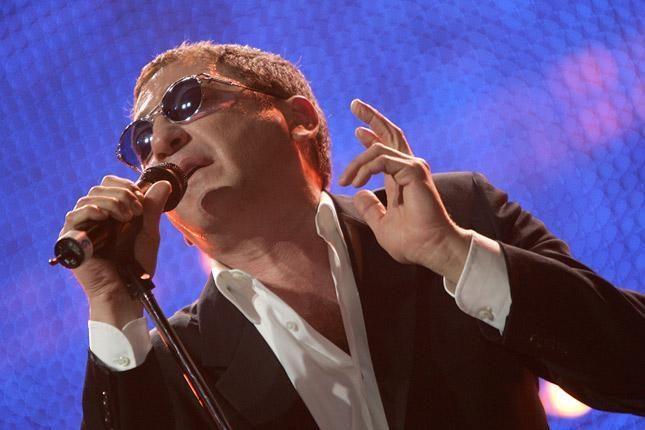 Klaipėdos arenoje dainuos rusų šansono meistras G.Leps
