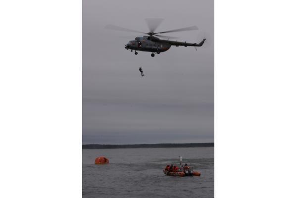 """Baltijos jūroje baigėsi tarptautinės pratybos """"Baltic Bikini 2010"""""""