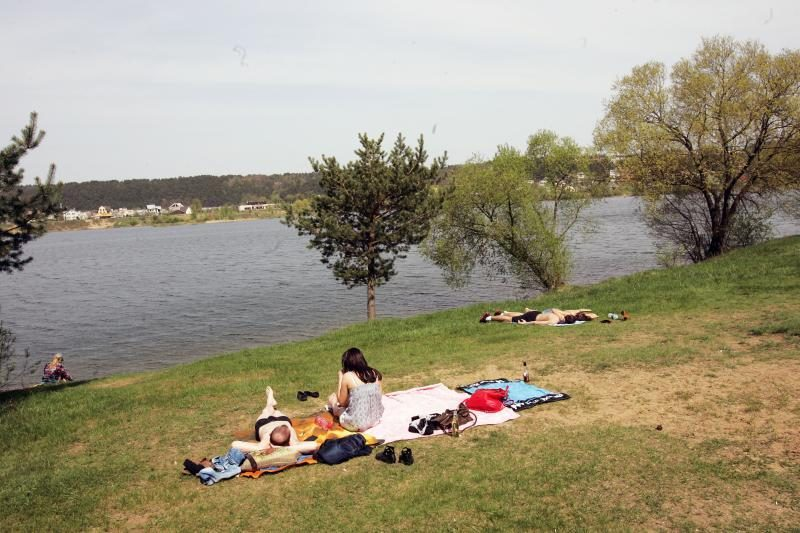 Kauno paplūdimiai maudynių sezonui dar nepasiruošę