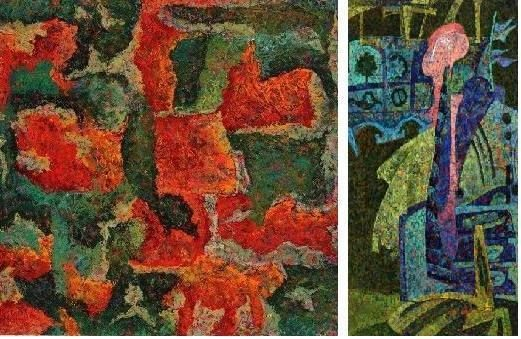 Į uostamiesčio Baroti galeriją atkeliavo vilniečio K.Petrulio tapyba