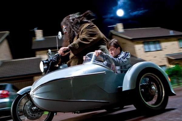 Lapkritį į kino ekranus sugrįš Haris Poteris