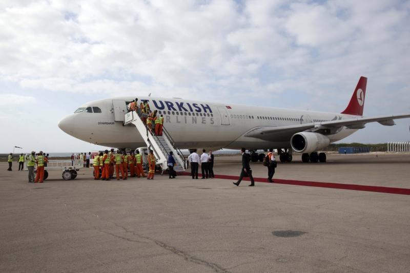 """""""Turkish Airlines"""" rudenį gali pasiūlyti skrydžius iš Vilniaus"""