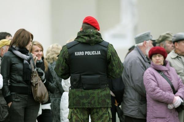 """Kariuomenės vadas A.Pocius: """"seržantų reforma"""" bus tęsiama"""