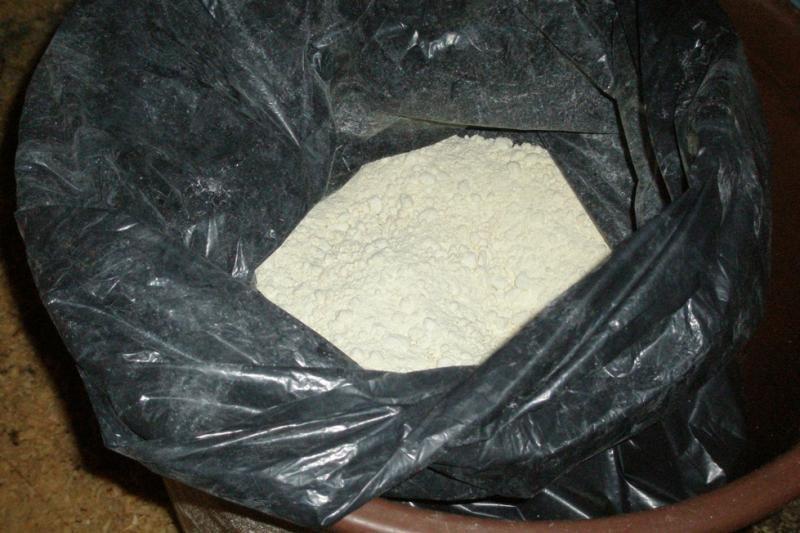 Panevėžio rajono vienkiemyje kauniečiai gamino amfetaminą