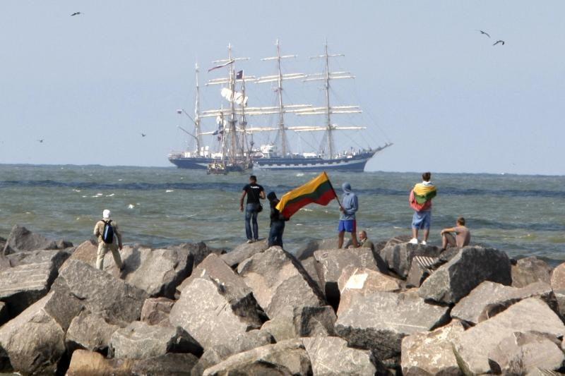 Šią vasarą regata Klaipėdoje vyks savaite anksčiau nei Jūros šventė