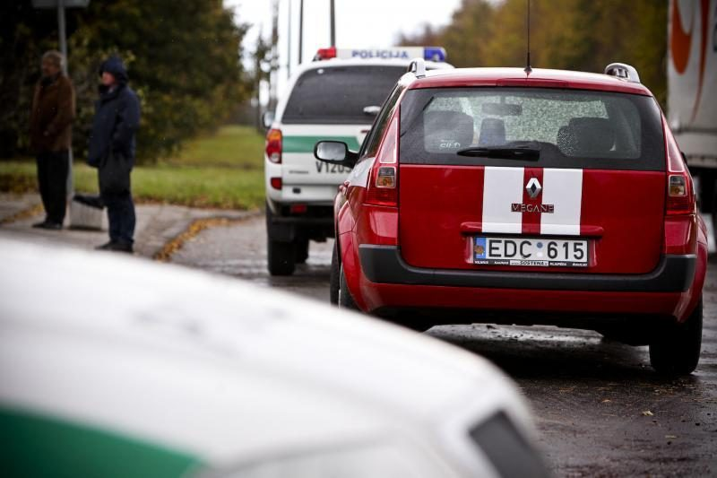 Vilniuje išsiliejo 300 litrų amoniako, evakuota 15 žmonių