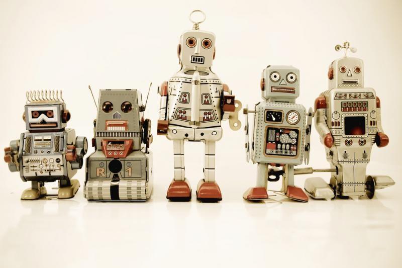 Kauno technologijos universitete susirungs robotai