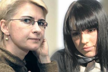 L.Stankūnaitė kaltina N.Venckienę dukters nepriežiūra