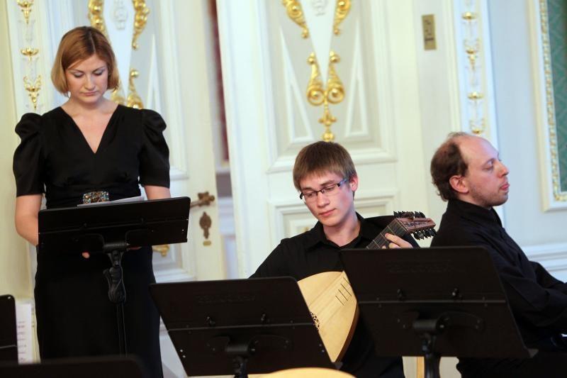 """""""Muzikiniai portretai"""" atvėrė kultūros renginių ciklo duris"""