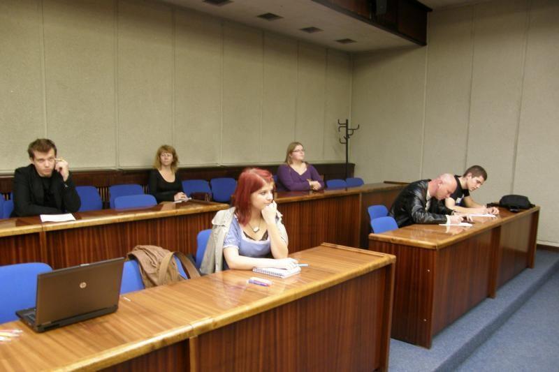 Konstitucijos egzamine Klaipėdoje pritrūko užduočių