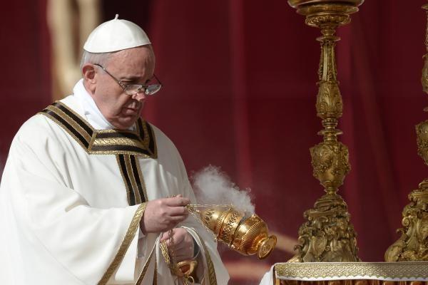 Popiežius paskelbė pasninko už taiką Sirijoje dieną