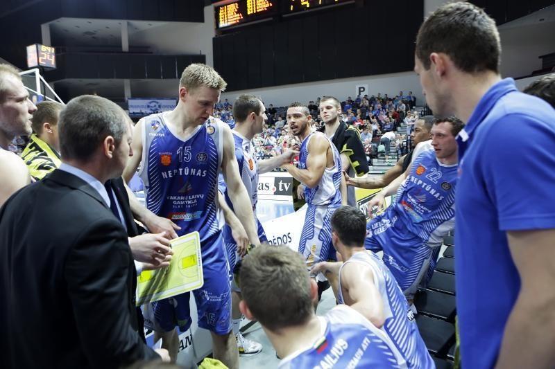 Bronzinė Lietuvos komanda pateikė paraišką žaisti Europos taurėje