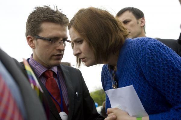 Neramumai per gėjų eitynes: 19 sulaikytųjų, Seimo nariai bus teisiami