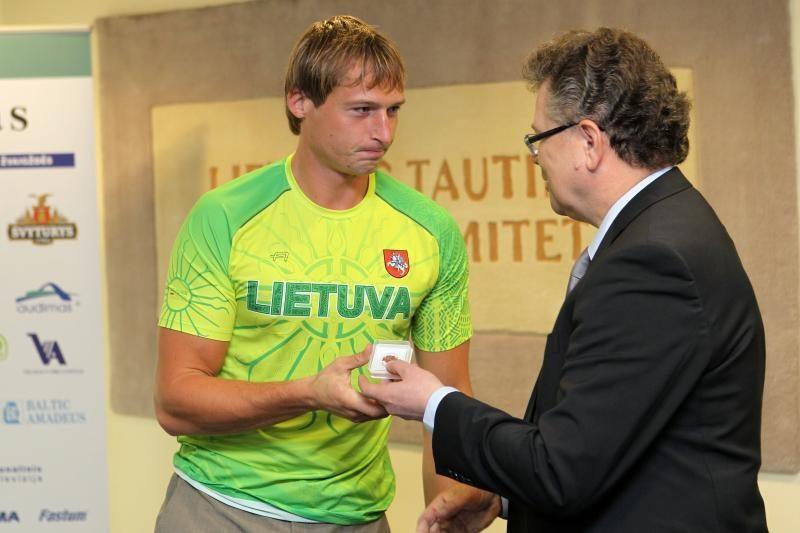 LTOK patvirtino, kad Lietuva dalyvaus Londono olimpiadoje