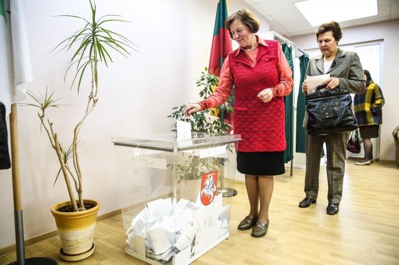 Kauno konservatoriai pirmenybę atidavė V. Landsbergiui