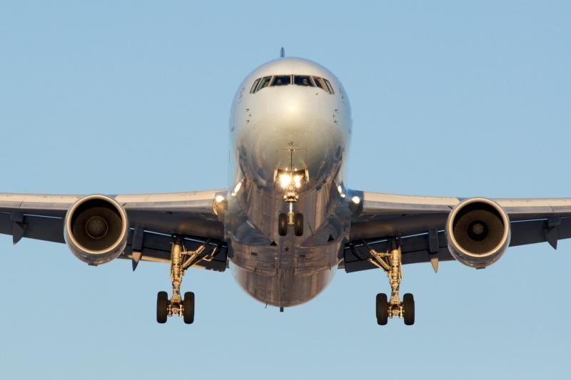 Kariškiai skelbia užfiksavę oro erdvės taisyklių pažeidimą
