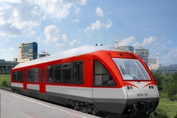 Į Vilniaus oro uostą - traukiniais