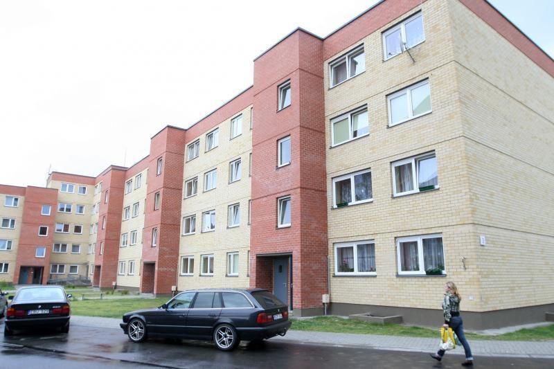 Nuomos mokestis už savivaldybės būstą gali išaugti