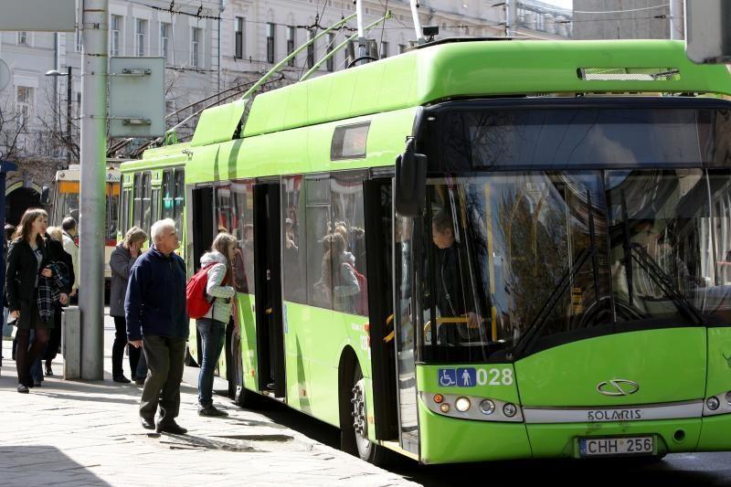 Viešojo transporto perversmas: kokių maršrutų Kaune neliks?