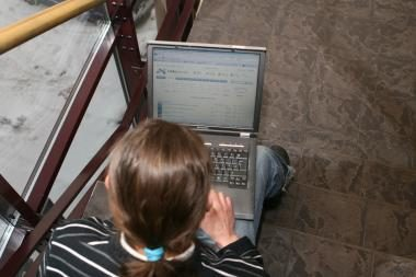 Internetą Lietuvos vaikai pamėgę bene labiausiai Europoje