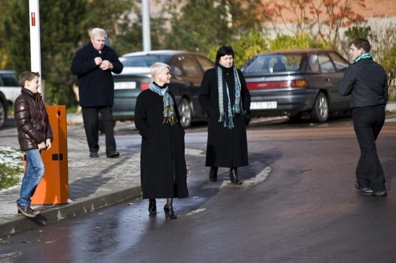 Policija: rinkimai Kaune – ramūs, muštynių nepastebėta