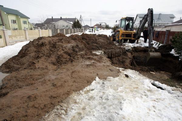 Potvynis į neviltį varo ir Vilniaus rajono gyventojus
