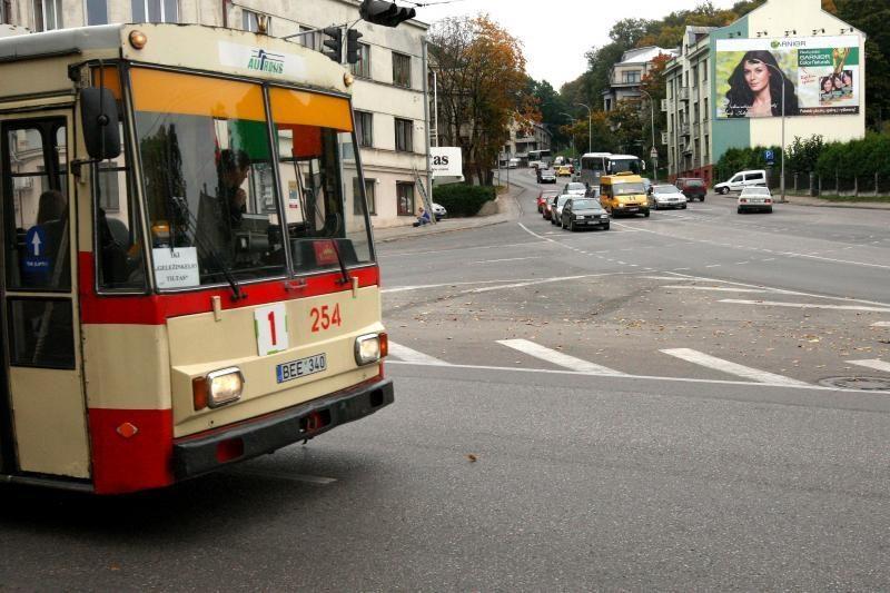 Kaune keičiami viešojo transporto tvarkaraščiai
