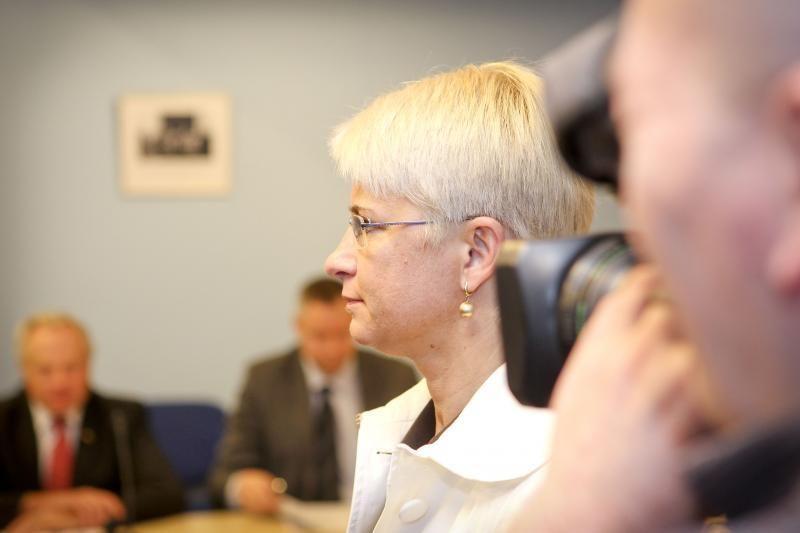 Kedžiai prokuratūroje atsisakė duoti parodymus, N.Veckienė tebeserga