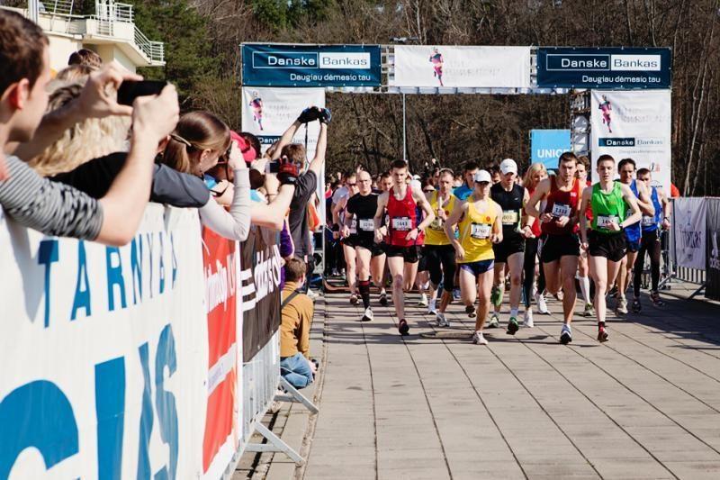 Sostinėje įvyko pirmasis Vilniaus pusmaratonis