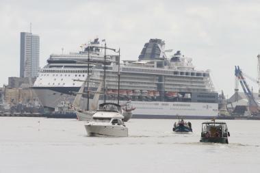 Svarstys, ar mažinti rinkliavą kruiziniams laivams