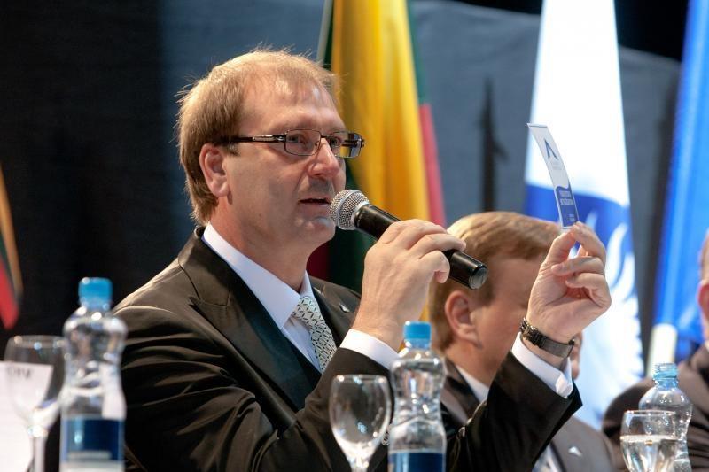V.Uspaskichas per Seimo rinkimus Kėdainiuose nekandidatuos