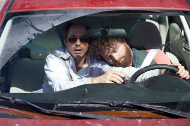 """Filmo """"Pagirios Las Vegase"""" režisieriui Holivude leidžiama beveik viskas"""