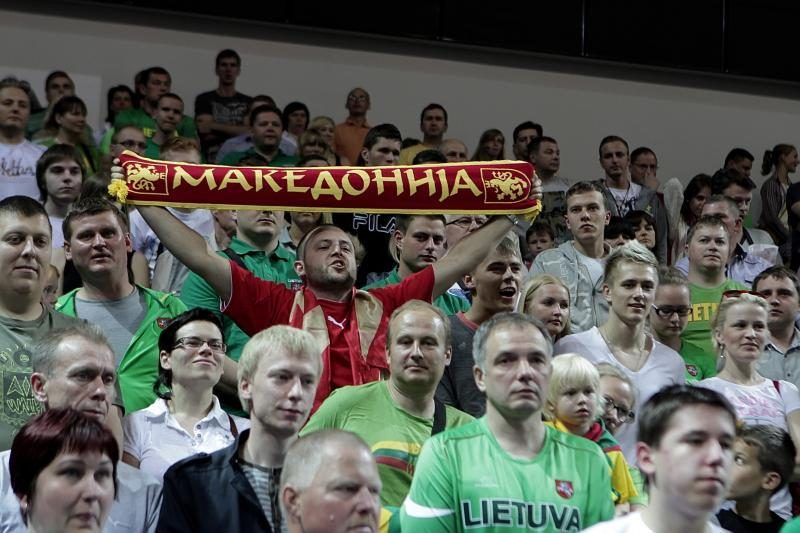Kerštas nepavyko: Lietuvos rinktinė pralaimėjo Makedonijai 74:78