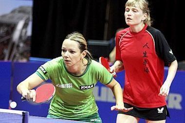 Stalo teniso elite – ir ryški lietuvės žvaigždė