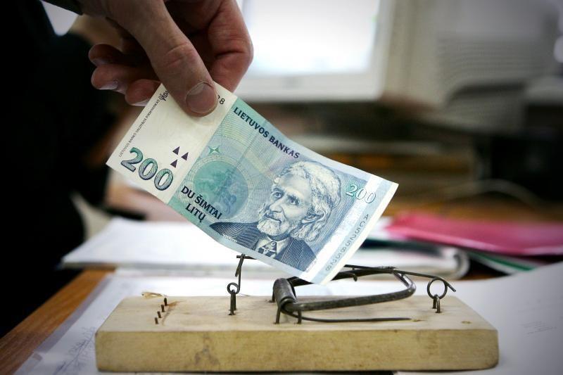 Sukčiai išviliojo turto už daugiau nei pusę milijono litų