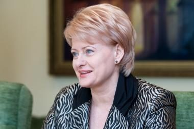 D.Grybauskaitei ir V.Mazuroniui dėl parašų jau ramu